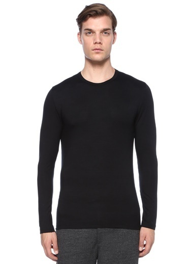 Zimmerli Tişört Siyah